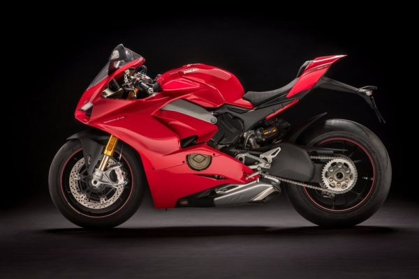 Ducati Panigale V4 RED